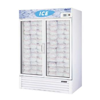 TURTGIM49 - Turbo Air - TGIM-49 - 46.2 cu/ft Ice Merchandiser Product Image
