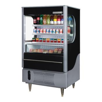 BEVVM121B - Beverage Air - VM12-1-B - 35 in Vuemax™ Open-Air Merchandiser Product Image