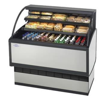 "FEDLPRSS3 - Federal - LPRSS3 - 36"" Low Profile Refrigerated Merchandiser Product Image"