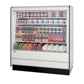 "FEDRSSD478SC - Federal - RSSD-478SC - 47"" x 78"" High Profile Dairy Case Product Image"