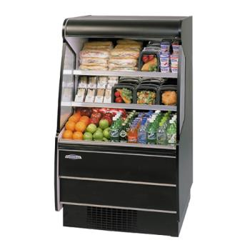 "FEDRSSM360SC - Federal - RSSM-360SC - 36"" x 60""  High Profile Refrigerated Merchandiser Product Image"
