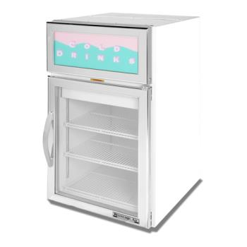 BEVCR51WG - Beverage Air - CR5-1W-G - 22 in Countertop Refrigerator Product Image
