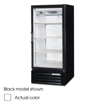 BEVLV101W - Beverage Air - LV10-1-W - 24 in Lumavue™  Merchandiser with Hinged Doors Product Image