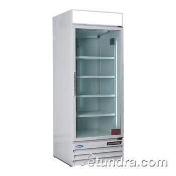 NORNLGR26H - Nor-Lake - NLGR26H - AdvantEDGE 1 Door Refrigerated Merchandiser Product Image