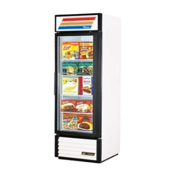 TRUGDM23LH - True - GDM-23-HC-LD LH - 23 cu ft Refrigerated Merchandiser w/ 1 Left Hand Swing Door Product Image