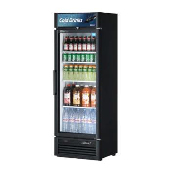 TURTGM15SD - Turbo Air - TGM-15SD - Super Deluxe 15.9 cu/ft Refrigerated Merchandiser Product Image
