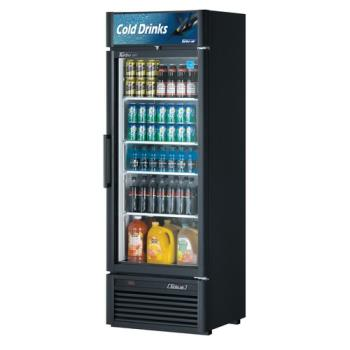 TURTGM20SD - Turbo Air - TGM-20SD - Super Deluxe 17.5 cu/ft Refrigerated Merchandiser Product Image