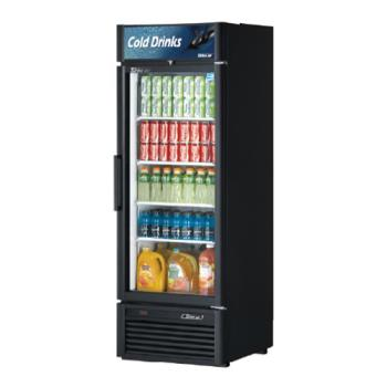 TURTGM23SD - Turbo Air - TGM-23SD - Super Deluxe 21.1 cu/ft Refrigerated Merchandiser Product Image