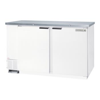 BEVMS581W - Beverage Air - MS58-1-W - 59 in Bulk Storage Refrigerator Product Image