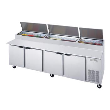 BEVDP119 - Beverage Air - DP119 - 119 in Pizza Prep Table Product Image