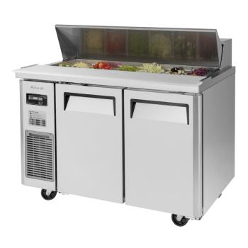 TURJST48N - Turbo Air - JST-48-N - 48 in Sandwich Prep Table Product Image