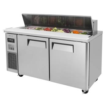 TURJST60N - Turbo Air - JST-60-N - 60 in Sandwich Prep Table Product Image
