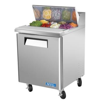 TURMST28 - Turbo Air - MST-28 - M3 Series 1 Door Sandwich Prep Table Product Image