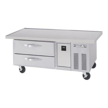 BEVWTRCS52HC160 - Beverage Air - WTRCS52HC-1-60 - 60 in Refrigerated Chef Base Product Image