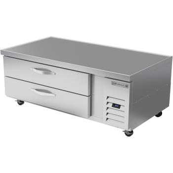 BEV0WTRCS60HC - Beverage Air - WTRCS60HC - 60 in 2-Drawer Refrigerated Chef Base Product Image