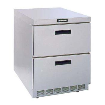DELD4532N - Delfield - D4532N - 1 Section 32 1/8 in Flat Top Freezer Base w/ Drawers Product Image