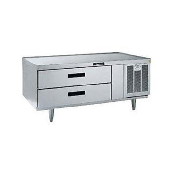 DELF2748 - Delfield - F2748 - 48 1/4 in Remote Low-Profile Freezer Base Stand Product Image
