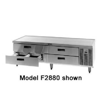 DELF2875 - Delfield - F2875 - 75 1/4 in Remote Low-Profile Refrigerated Stand Product Image
