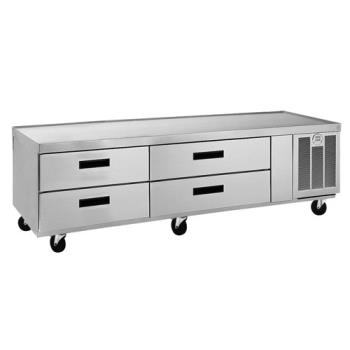 DELF2975C - Delfield - F2975C - 75 1/4 in Low-Profile Refrigerated Stand Product Image