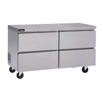 DELGUR48PD - Delfield - GUR48P-D - Coolscapes™ 4 Drawer Undercounter Refrigerator Product Image