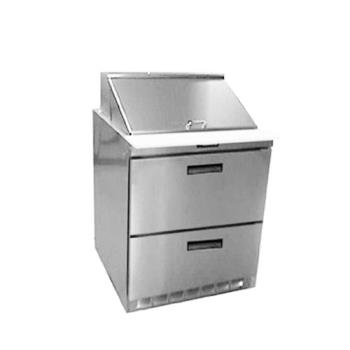 DELUCD4427N12M - Delfield - UCD4427N-12M - 3 Section 27 1/8 in Mega Top Refrigerated Base  Product Image