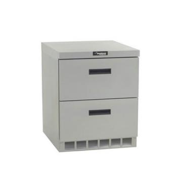 DELUCD4432N - Delfield - UCD4432N - 1 Section 32 1/8 in Undercounter Refrigerated Base w/ Drawers Product Image