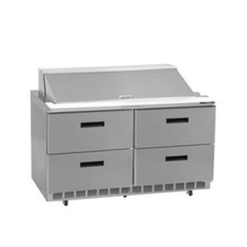 DELUCD4448N18M - Delfield - UCD4448N-18M - 2 Section 48 1/8 in Mega Top Refrigerated Base  Product Image