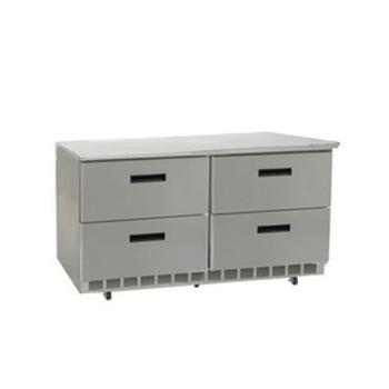 DELUCD4448N - Delfield - UCD4448N - 2 Section 48 1/8 in Undercounter Refrigerated Base  Product Image