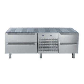 "DIT727092 - Electrolux-Dito - 727092 - 72"" Refrigerator/Freezer Base w/4 Drawers Product Image"