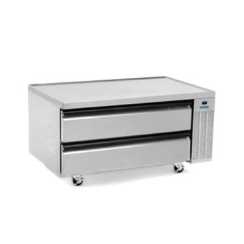 "SILSKFCB60H - Silver King - SKFCB60H/C3 - 60"" High Capacity Chef Base Freezer Product Image"