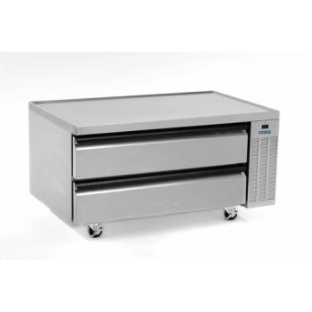 "SILSKRCB50H - Silver King - SKRCB50H/C10 - 50"" High Capacity Refrigerated Chef Base Product Image"