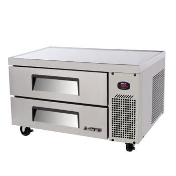 TURTCBE36SDR - Turbo Air - TCBE-36SDR - 2 Drawer 36 in SS Chef Base Product Image