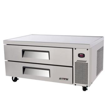TURTCBE48SDR - Turbo Air - TCBE-48SDR - 2 Drawer 48 in SS Chef Base Product Image