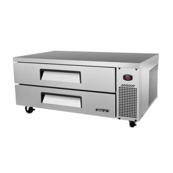 TURTCBE52SDR - Turbo Air - TCBE-52SDR - 2 Drawer 52 in Refrigerated Chef Base Product Image