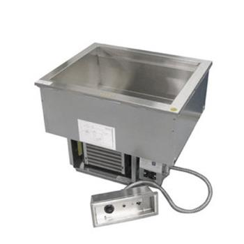 DELN8630 - Delfield - N8630 - 43 1/2 in Drop-In Hot & Cold Combination Pan Product Image