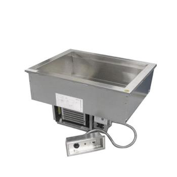 DELN8643 - Delfield - N8643 - 43 1/2 in Drop-In Hot & Cold Combination Pan Product Image