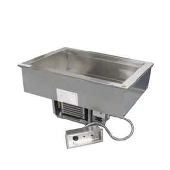 DELN8656 - Delfield - N8656 - 56 1/4 in Drop-In Hot & Cold Combination Pan Product Image