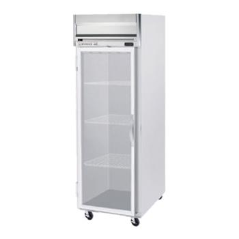 BEVHR1WHC1G - Beverage Air - HR1WHC-1G - HR Series 1 Wide Glass Door Reach-In Refrigerator Product Image