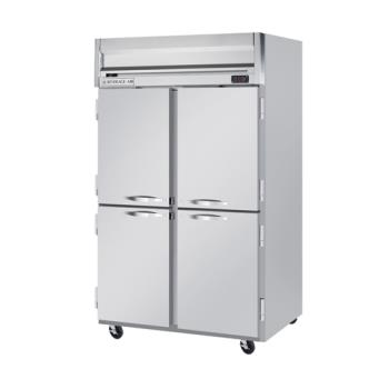 BEVHRPS21HS - Beverage Air - HRPS2-1HS - H Spec Series (2) 1/2 Door Refrigerator Product Image