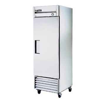 TRUT23LH - True - T-23-HC LH - T-Series 1 Door Reach-In Refrigerator w/ Left Hand Door Product Image