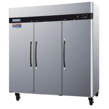 TURPRO77R - Turbo Air - PRO-77R - Premiere Series 3 Door Reach-In Refrigerator Product Image