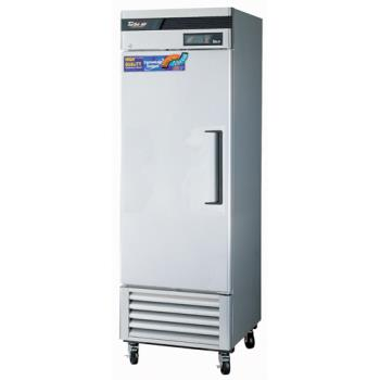 TURTSR23SDL - Turbo Air - TSR-23SD-L - Super Deluxe Series 1 Door Reach-In Refrigerator Product Image