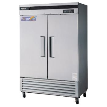 TURTSR35SD - Turbo Air - TSR-35SD - Super Deluxe 2 Door Reach-In Refrigerator Product Image