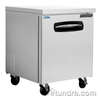 NORNLUR27 - Nor-Lake - NLUR27A - AdvantEDGE 1 Door 27 in Undercounter Refrigerator Product Image