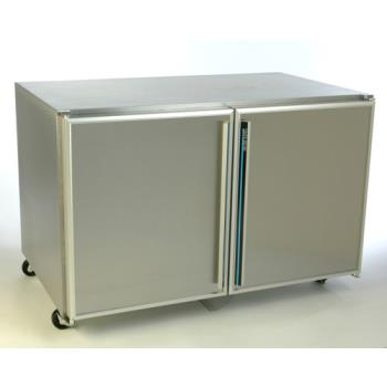 SILSKR48 - Silver King - SKR48/C2 - 2 Door Undercounter Refrigerator Product Image