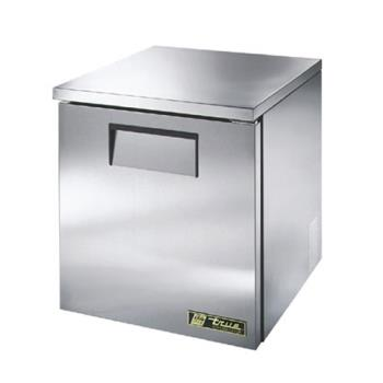 TRUTUC27LPLH - True - TUC-27-LP-HC LH - Low Profile 1 Door Undercounter Refrigerator w/ Left Hand Door Product Image