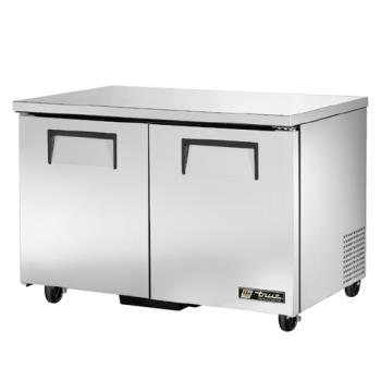 "TRUTUC48 - True - TUC-48-HC - 2 Door 48"" Undercounter Refrigerator Product Image"
