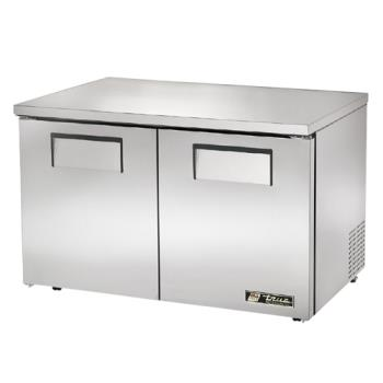 "TRUTUC48LP - True - TUC-48-LP-HC - Low Profile 2 Door 48"" Undercounter Refrigerator Product Image"