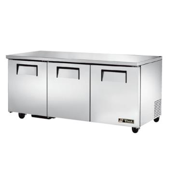 TRUTUC72 - True - TUC-72 - 3 Door Undercounter Refrigerator Product Image