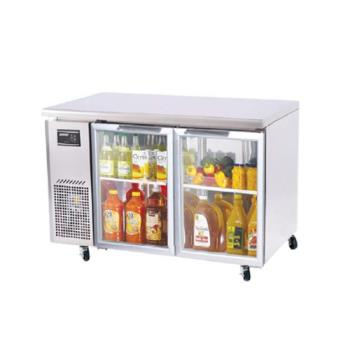 TURJUR48G - Turbo Air - JUR-48-G - J Series 48 in Glass Door Undercounter Refrigerator Product Image